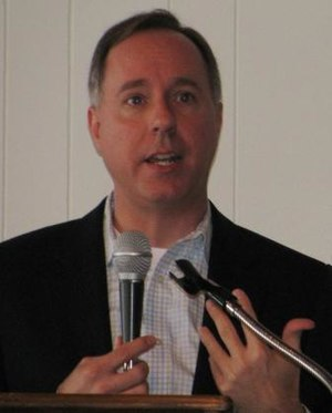 Robin Vos - Image: Robin Vos speaks at Racine Tea Party event (8378614585)