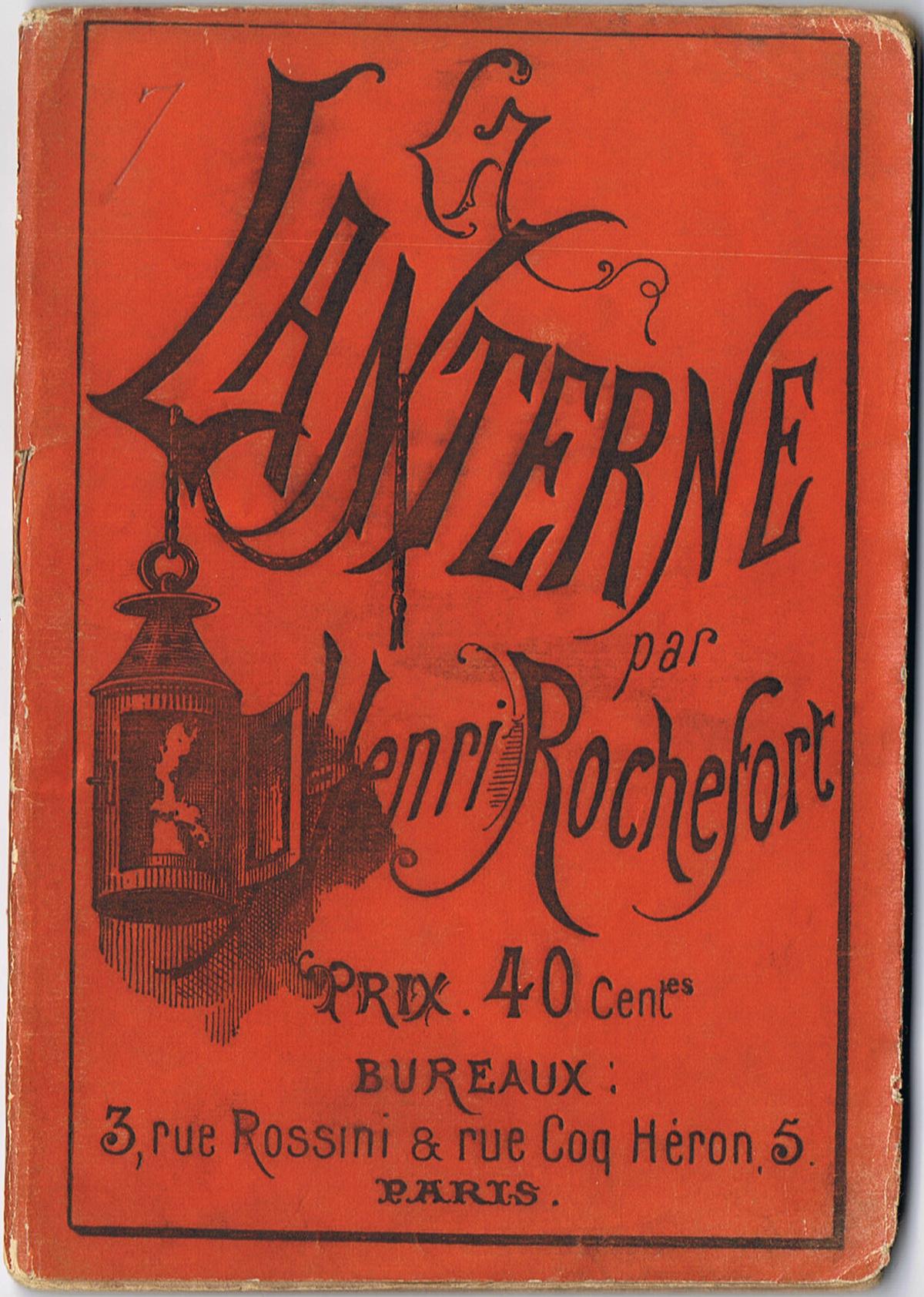 La Lanterne Journal Wikip 233 Dia