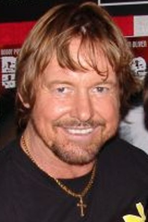 "The Wrestling Classic - ""Rowdy"" Roddy Piper, who challenged Hulk Hogan for the WWF World Heavyweight Championship at Wrestling Classic"