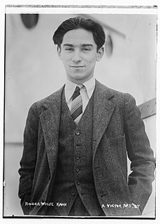 Roger Wolfe Kahn American composer