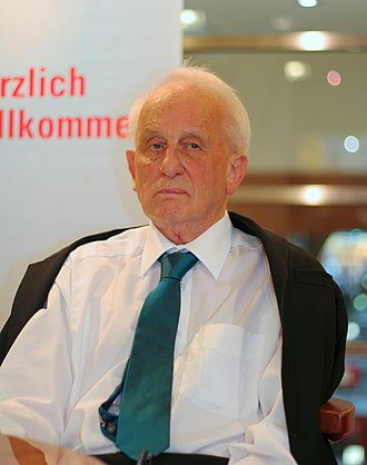 Rolf Hochhuth - Rolf Hochhuth, 2009