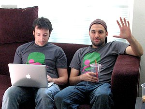 World of Goo - Ron Carmel and Kyle Gabler, founders of 2D Boy and creators of World of Goo