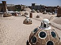 Rooftop Domes of Abbasian Historical House - Kashan - Central Iran (7453870950) (2).jpg