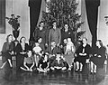 Roosevelt family, Christmas 1941.jpg