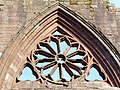 Rose Window, Sweetheart Abbey - geograph.org.uk - 397698.jpg
