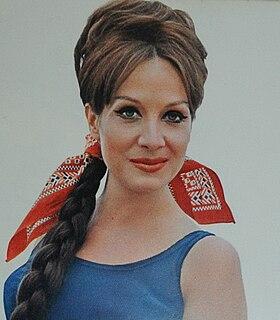 Rossella Como Italian actress