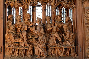 Wood carving - Wikipedia, the free encyclopedia