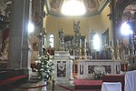 Rovinj, the main altar of the Cathedral of St. Euphemia.jpg