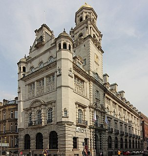 Royal Insurance Building, Liverpool