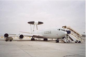 Royal Saudi Air Force - RSAF Boeing E-3A Sentry