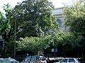 Rue des Écoles- Square Paul Langevin et arrière Ministère de la Recherche.jpg