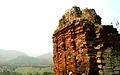 Ruined Buddhist Temple on Bodhikonda at Ramatheertham.jpg
