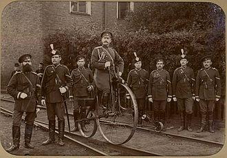 Special Corps of Gendarmes - Russian Gendarmes, 1890