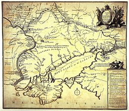 Description de l'image Russian campaigns in the Crimean Tatarian Khanate 1736.jpg.