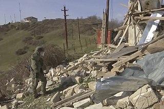 2020 bombardment of Martuni