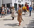 Rutenfest 2011 Festzug Rudolf von Habsburg 1.jpg