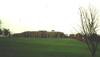 Rutherford College, Kent - Buildings at Rutherford College
