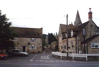 Ryhall Human settlement in England