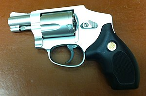 Smith & Wesson Model 640 - Image: S&W Model 640 revolver