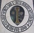 S. croce, tomba sul pavimento 32 viviani.JPG