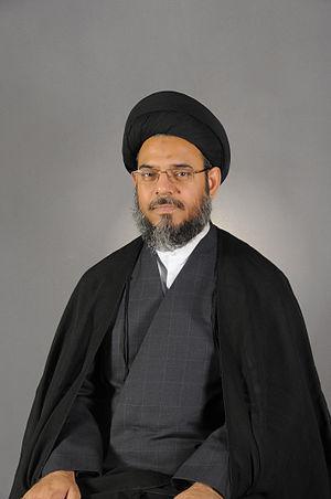 Syed Aqeel-ul-Gharavi - Ayatollah Sayed Aqeel Algharavi