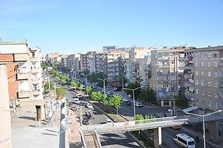 Bağlar, Diyarbakır District in Diyarbakır Province, Turkey