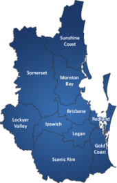 South East Queensland  Wikipedia