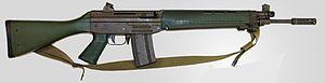 Manurhin - SIG-Manurhin SG 540