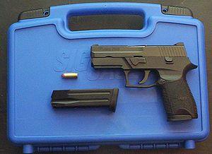 SIG Sauer P250 - SIG Sauer P250 9×19mm Parabellum