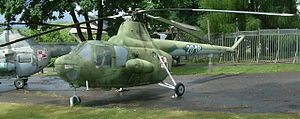 Mil Mi-1 - SM-1W (Polish produced Mi-1M)
