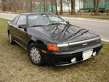 1988 Toyota Celica All Trac Turbo (ST165, US)