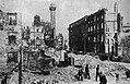 Sackville Street (Dublin) after the 1916 Easter Rising.JPG
