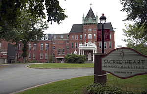 Sacred Heart School of Halifax - Image: Sacred Heart School Halifax