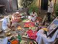 Sacred Thread Ceremony - Baduria 2012-02-24 2390.JPG