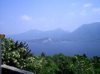 Lake Maggiore - Sacro Monte di Ghiffa