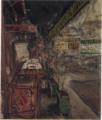 SaekiYūzō-1927-Terrace of Cafe.png
