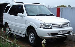 Tata Safari DiCOR (2006)