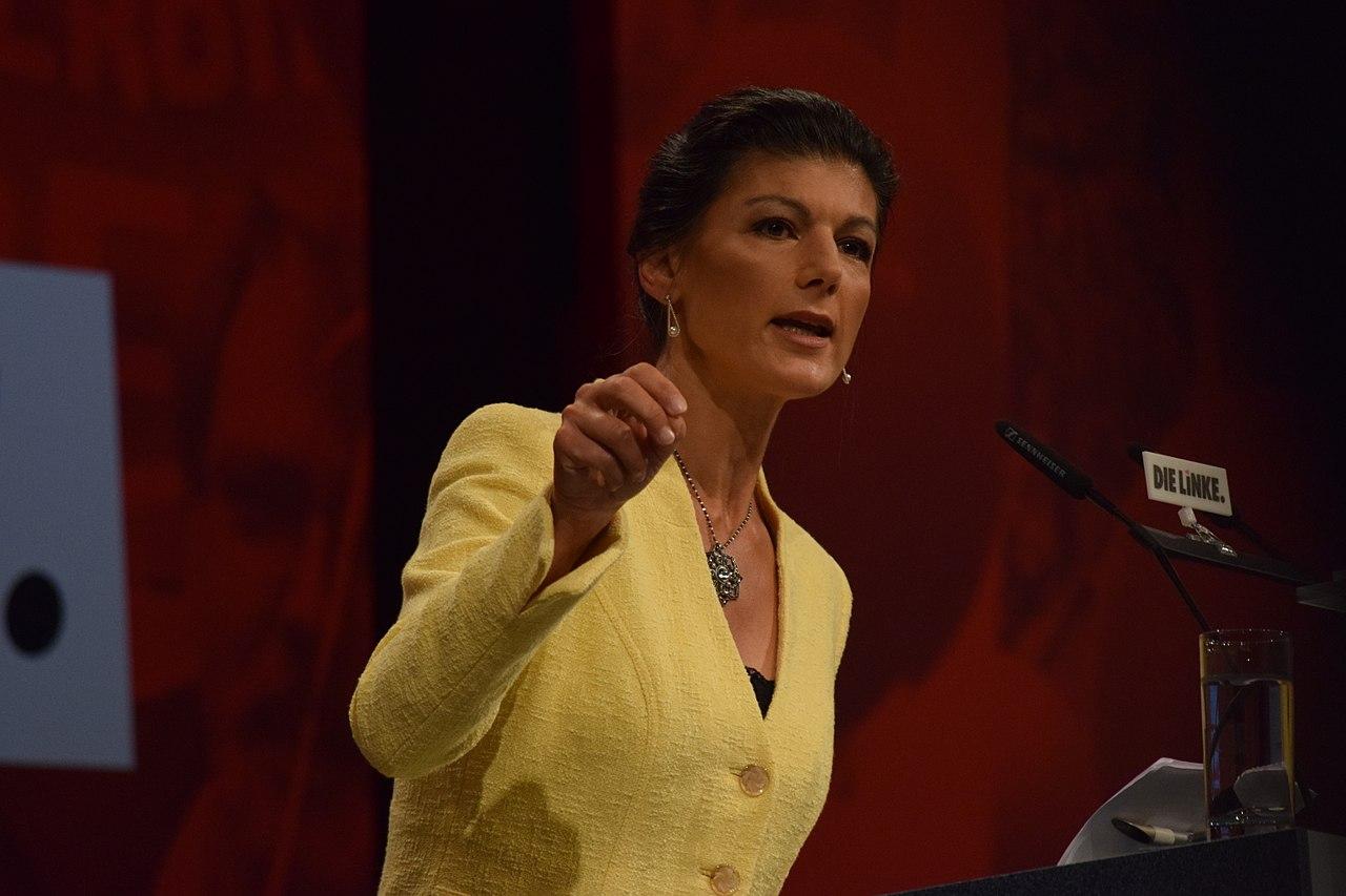 Sahra Wagenknecht Parteitag der Linkspartei 2018. Leipzig.jpg