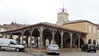 Saint-Clar Commune in Occitanie, France
