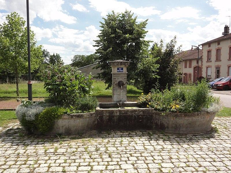 Saint-Martin (M-et-M) fontaine