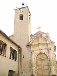 SaintBres eglise 07082009.JPG
