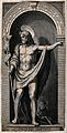 Saint John the Baptist. Engraving. Wellcome V0032468.jpg