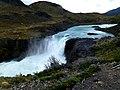 Salto Grande Parque Nacional Torres del Paine Chile - panoramio.jpg