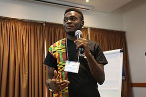 Sam Oye Wiki Indaba 2017.jpg