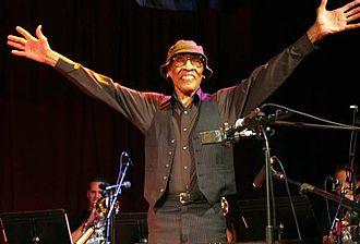 Sam Rivers - Sam Rivers in Orlando, Florida in 2007