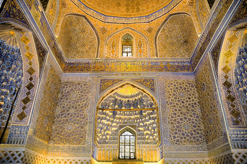 File:Samarcanda, Gur-e Amir 15.jpg