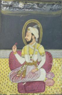 Sambhaji painting late 17th century.png