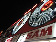 Now closed down Sam the Record Man in downtown Toronto