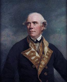 Samuel Barrington British admiral
