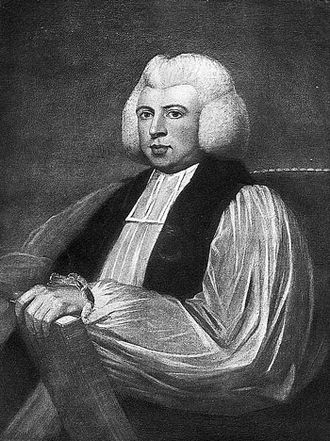 Chaplain of the United States Senate - The Right Reverend Samuel Provoost, first Chaplain of the United States Senate